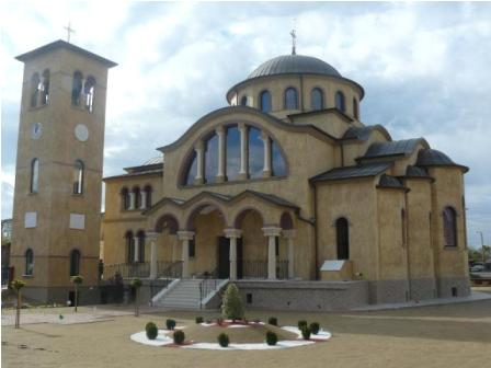 """Programul liturgic pentru Saptamâna Mare, Sfintele Pasti si Saptamâna Luminata la Parohia ""Schimbarea la Fata"" – Velenta, Oradea"","