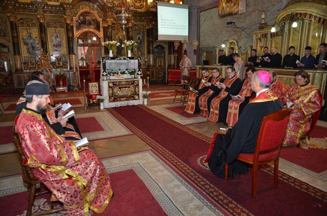 Prohodul Domnului la Catedrala Sfântul Nicolae,