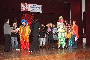 Caritas Eparhial si-a premiat voluntarii,