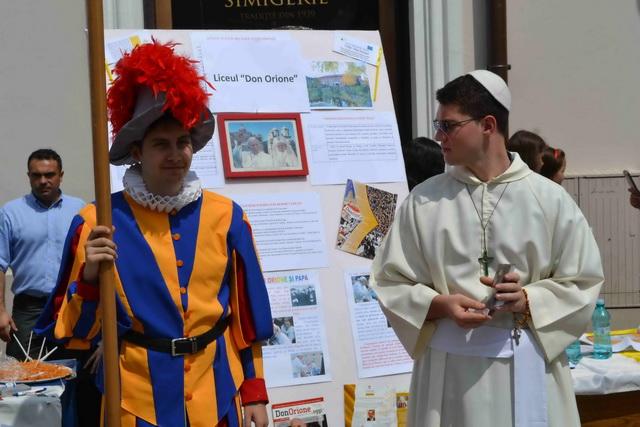 """""""Uniti în diversitate"""" – Ziua Europei celebrata la Oradea,"""