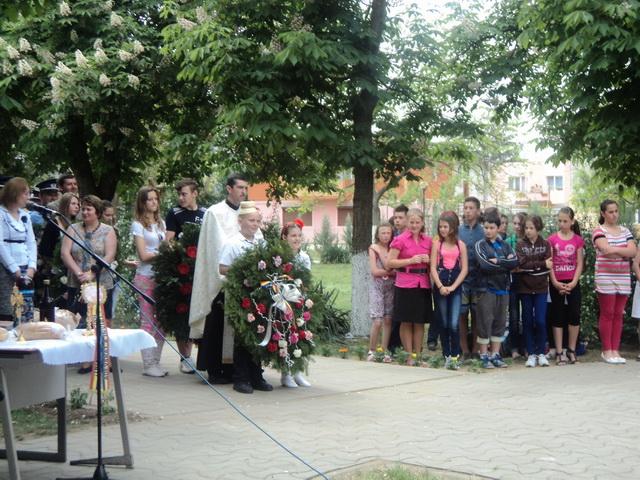 Festivitati europene si nationale la Valea lui Mihai,