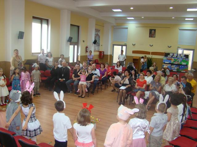 """""""Fapte bune"""" facute de copiii din Clasa Pregatitoare B de la Liceul Greco-Catolic """"Iuliu Maniu"""" din Oradea,"""