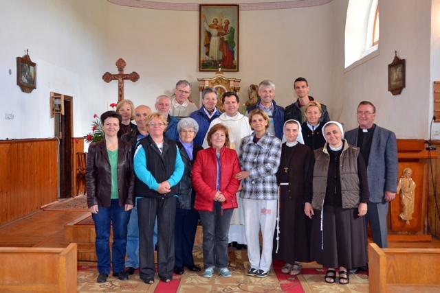 Cu Sfântul Francisc pe urmele lui Cristos – Exercitii spirituale pentru tertiarii franciscani din Oradea,