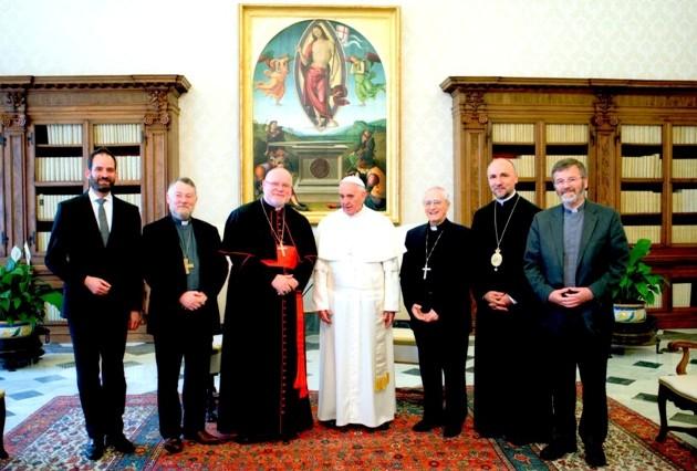 Papa Francisc a primit COMECE în audienta privata,