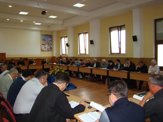 Întâlnirea responsabililor cu pastoratia din Eparhia de Oradea,