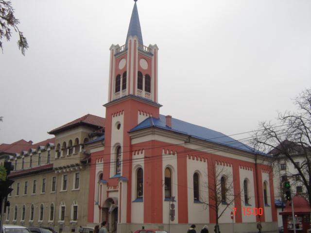 Comunicat de presa: Biserica Seminarului greco-catolic din Oradea a fost retrocedata dupa 65 de ani,