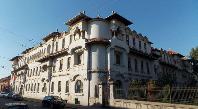 """Ultimul sunet de clopotel pentru elevii claselor a  a VIII-a de la Liceul Greco-Catolic """"Iuliu Maniu"""" din Oradea,"""