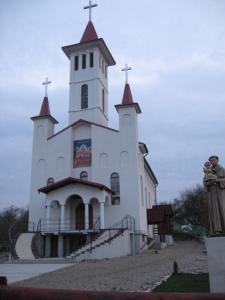 Taina Sfântului Maslu în Parohia Chilioara de ziua Sfântului Anton de Padova,