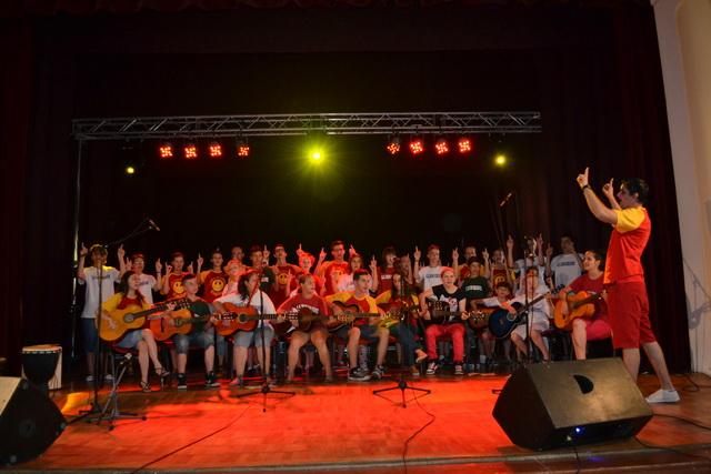 Concert de muzica crestina la Oradea,
