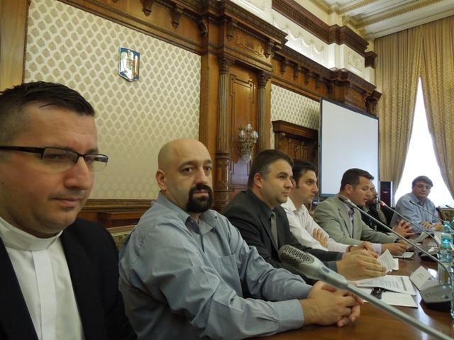 Participarea AGRU la dezbaterea privind revizuirea constitutionala,