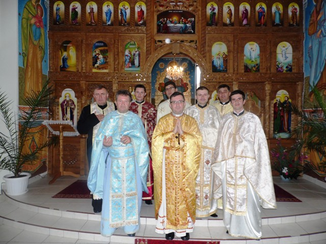 Hramul Bisericii Sf. Petru si Pavel din Zalau,
