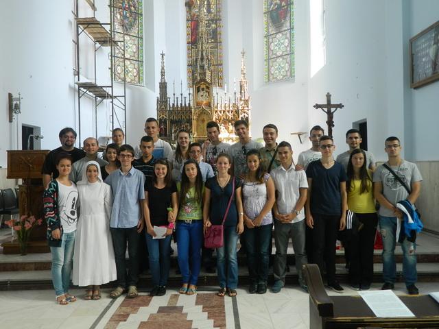 Tabara de vara: Tineretul franciscan – misionari ai credintei,