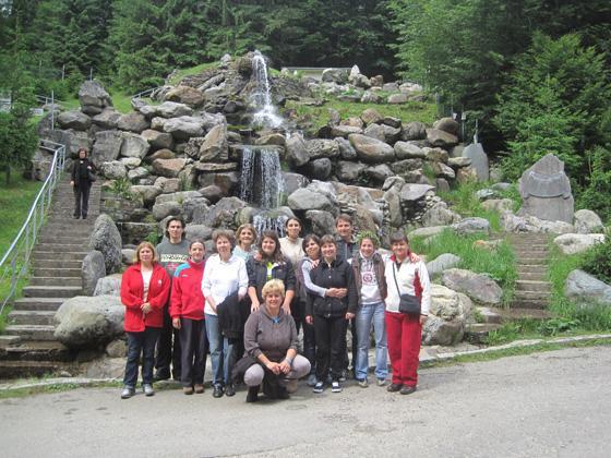 Caritas Eparhial Oradea: Week-end în natura,