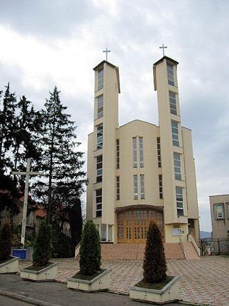 PS Virgil Bercea în vizita pastorala la Zalau si alte comunitati greco-catolice,