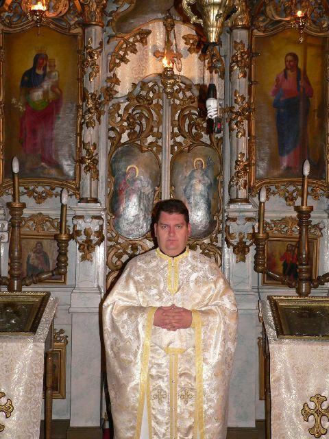 Biserica Seminarului din Oradea are un nou paroh,