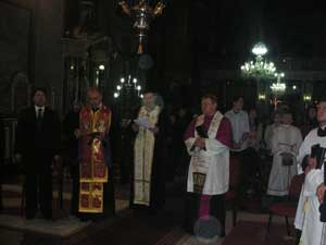 """Încheierea """"Octavei de rugaciune pentru unitatea crestinilor"""" în Catedrala Sfântul Nicolae,"""