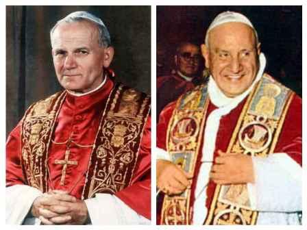 Consistoriu public: Ioan Paul al II-lea si Ioan al XXIII-lea vor fi proclamati Sfinti pe 27 aprilie 2014,