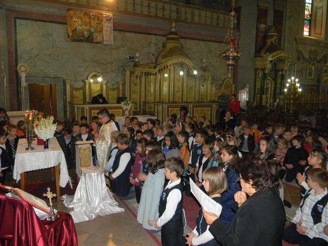 Adoratia mondiala a copiilor celebrata si la Oradea,