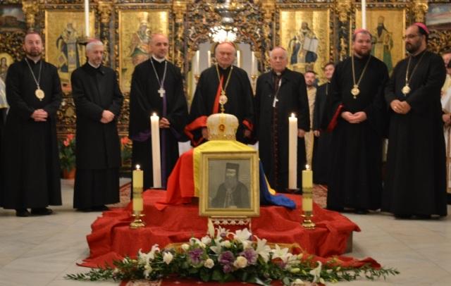"""""""Comunicat: Sesiunea de toamna a Sinodului Episcopilor BRU – Blaj, 14-15.10.2013"""","""