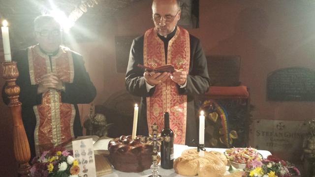 Comemorarea episcopilor martiri,
