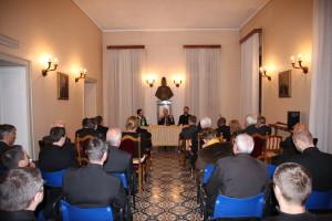 """""""Conferinta la Colegiul Pontifical Pio Romeno: ,,Anul Credintei – De la Papa Paul al VI-lea la Papa Francisc"""""""","""
