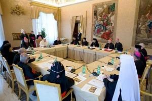Salutul Papei adresat Patriarhilor si Arhiepiscopilor Majori rasariteni,
