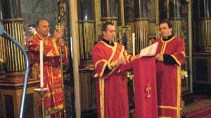 Sfintire de preot în Catedrala Sfântul Nicolae din Oradea,
