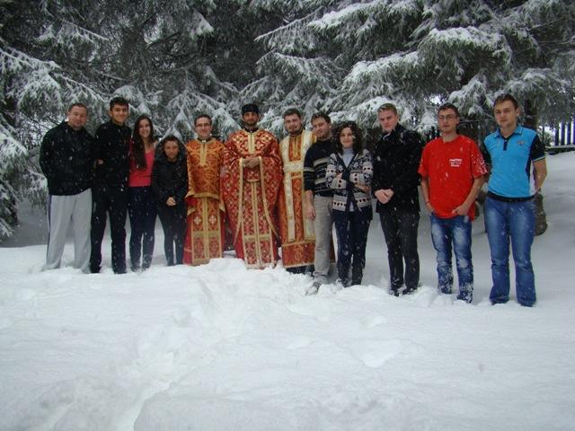 Exercitii spirituale pentru Craciun si Adunarea Generala Extraordinara a ASTRU Oradea la Stâna de Vale,