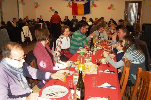 1 decembrie 2013 -Ziua nationala a României sarbatorita la Padova,