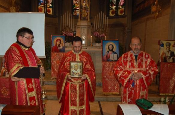 Sarbatoarea Sf. Nicolae si venerarea moastelor sale în comunitatea de la Padova,