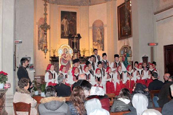 Zile de sarbatoare în comunitatea românesca din Milano,