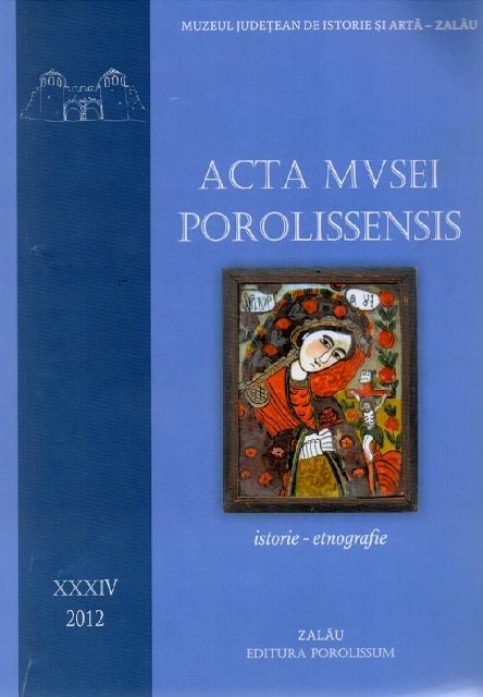 "Biserica Româna Unita în ""Acta Musei Porolissensis"","