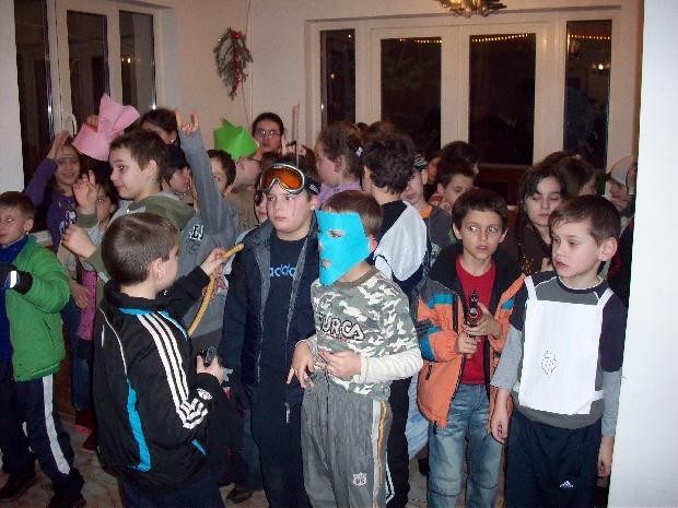 Retragerea Spirituala a Oratoriului ASTRU Junior – Oradea,