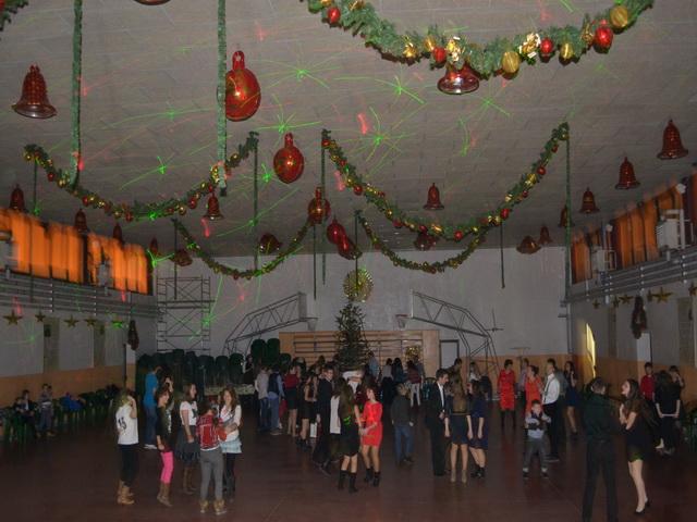 """""""Revelion alternativ"""" la Centrul """"Don Orione"""" din Oradea,"""