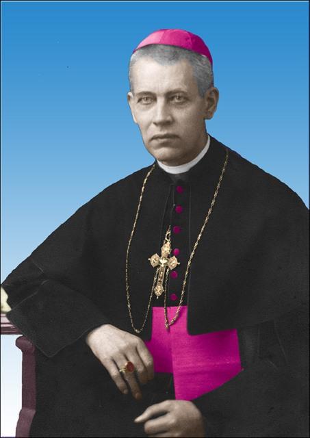 COMUNICAT DE PRESA: Episcopul Anton Durcovici va fi ridicat la cinstea altarelor la 17 mai 2014,