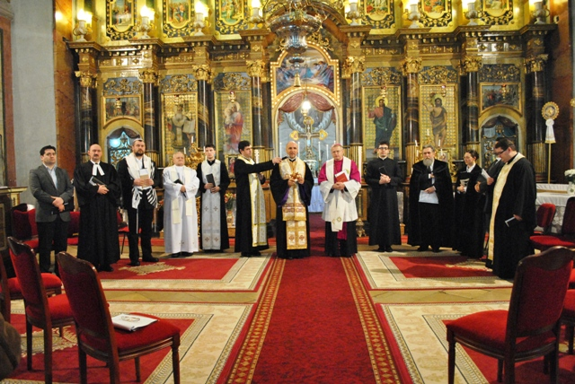 Octava de rugaciune pentru unitatea crestinilor s-a încheiat la Oradea,