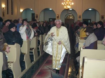 Noapte de veghe si rugaciune pentru unitatea crestinilor la Simleu Silvaniei,