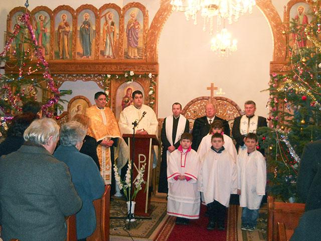 Saptamâna de rugaciune pentru unitatea crestinilor la Curtuiuseni,