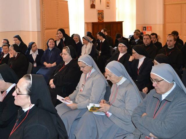 Ziua persoanelor consacrate celebrata la Oradea,