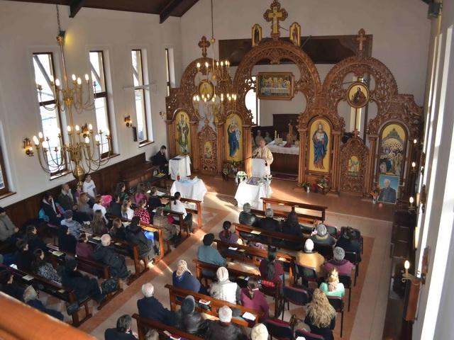 """Vizita pastorala a PS Virgil Bercea în Parohia """"Duminica Tuturor Sfintilor"""" din Oradea,"""