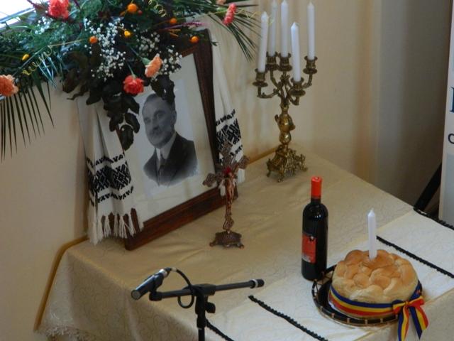 """Iuliu Maniu, comemorat la Badacin"","