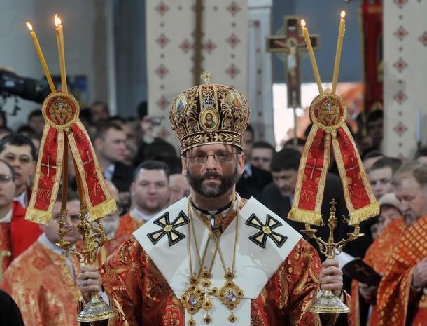 UCRAINA: Preafericitul Sviatoslav Shevchuk îi scrie Cardinalului Lucian,