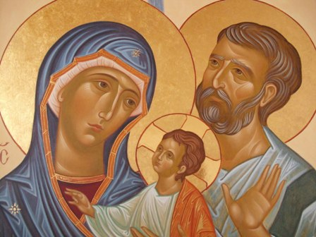 Invitatie la exercitii spirituale pentru familii,