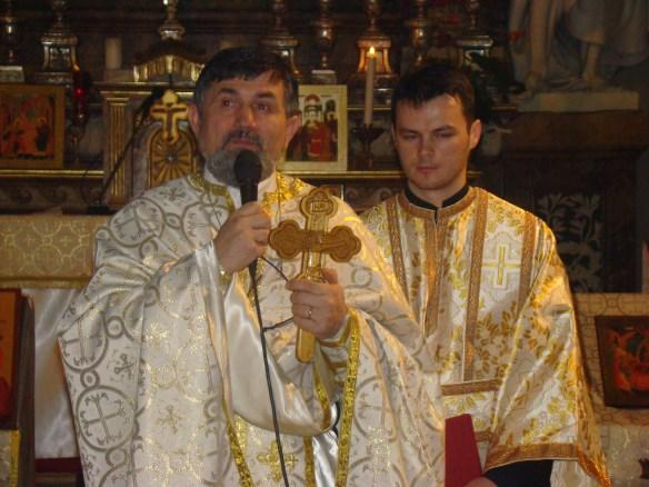 Ipodiaconul Dorin Stefanut în misiune în Croatia împreuna cu Asociatia Papa Ioan al XXIII-lea,