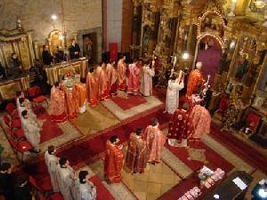 Hramul Catedralei Sfântul Nicolae din Oradea,