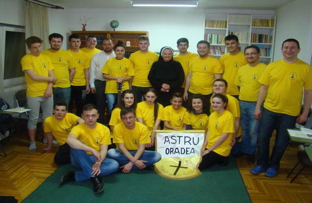 ASTRU Oradea la Exercitii Spirituale pentru Postul Mare în Baia Mare,