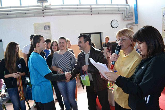 """Ziua Mondiala a sindromului Down la """"Centrul Don Orione"""" din Oradea,"""