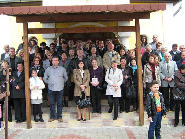 """Retragere spirituala pentru familii la Sânmartin, Bihor"","