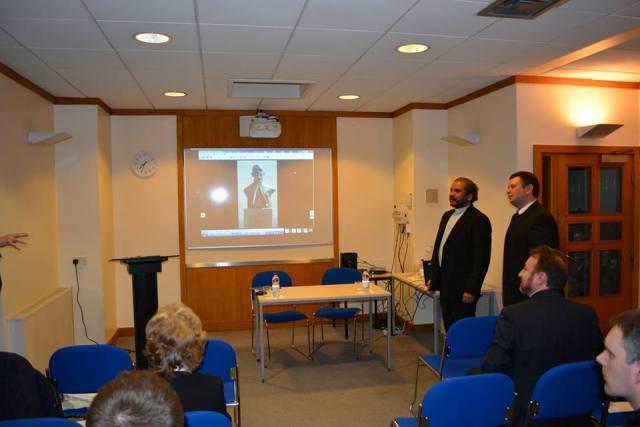 """Conferinta despre Cardinalul Iuliu Hossu la """"University of London"""","""