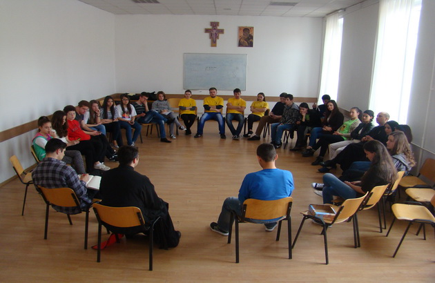 Reculegeri spirituale pentru tinerii din Protopopiatul de Oradea,